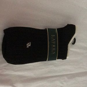New women's Ralph Lauren socks size 4-10 1/2